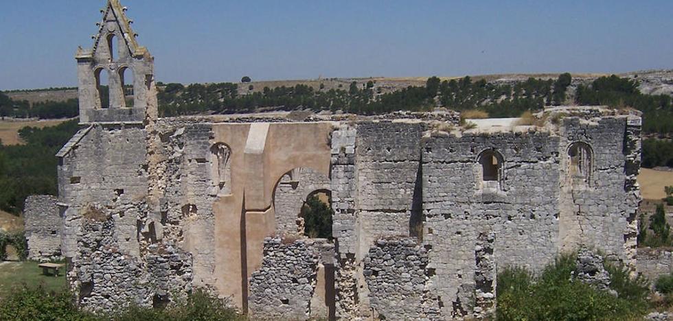 La Junta consolida con 57.000 euros la cabecera de la iglesia del monasterio de la Armedilla, en Cogeces