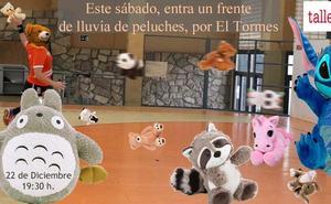 El BM Salamanca realiza este sábado su tradicional lluvia de peluches en el pabellón Río Tormes