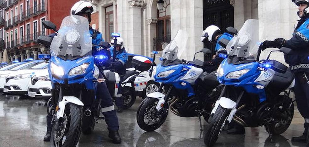 Unos 80 policías municipales de Valladolid podrían acceder a las nuevas condiciones de la jubilación anticipada