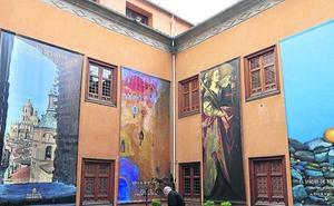 La Fundación Caja Segovia quiere abrir el museo del Torreón de Lozoya el próximo verano