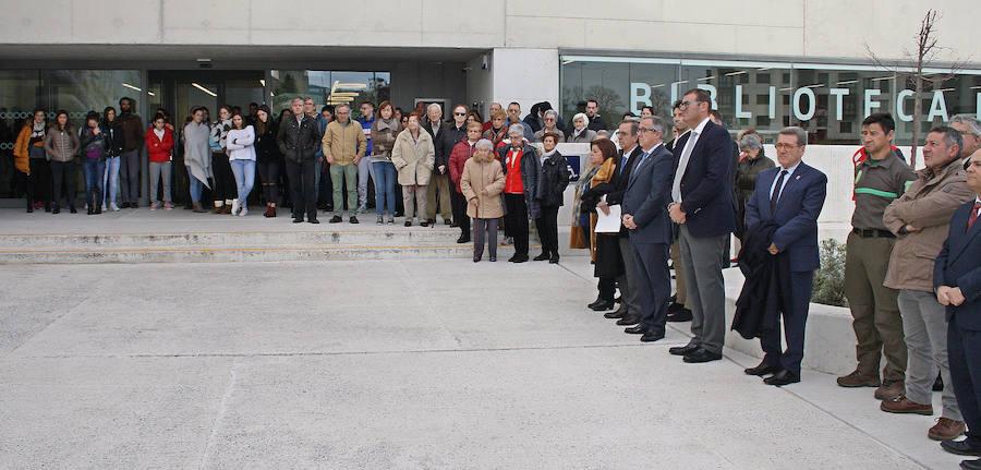 Segovia repudia el asesinato de la zamorana asesinada en Huelva