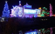 La casa de Valladolid que más luce en Navidad