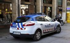 Requisan un bate, un cúter y una navaja a un denunciado por tenencia de drogas en Palencia