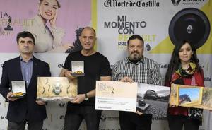 Luis Hernández Duro, primer premio de la 8ª edición de 'Una historia con Renault'