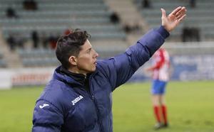 El Palencia Cristo cesa a Pablo Huerga y Rubén Gala se hace cargo del equipo
