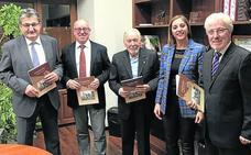 Una publicación recupera los rincones olvidados del patrimonio de Olmedo