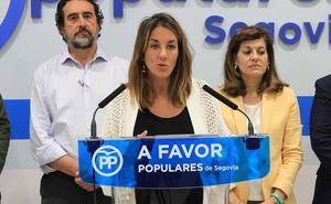 Raquel Fernández confirma su renuncia a la candidatura del PP