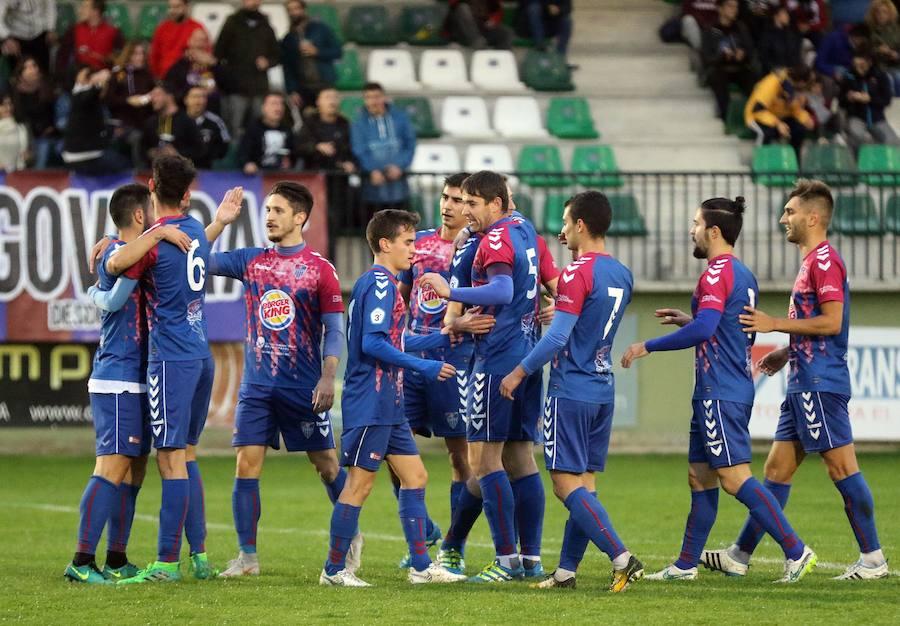 La Segoviana pierde goleadores
