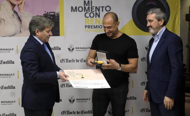 Entrega de premios de la 8ª edición del concurso 'Una historia con Renault'