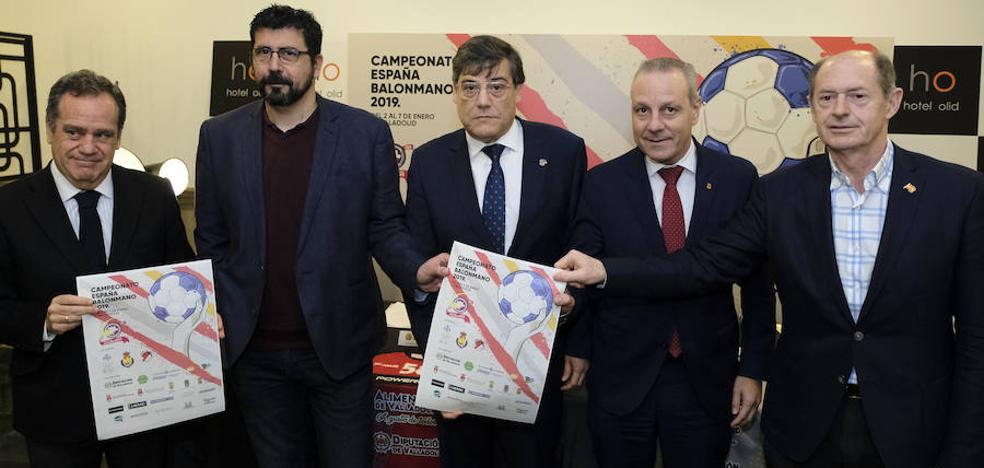 2.500 infantiles, cadetes y juveniles se dan cita en Valladolid para disputar el CESA 2019