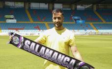 Morante: «El Salamanca CF tiene un plantillón, es un equipazo y seguro que tirarán para arriba sí o sí»