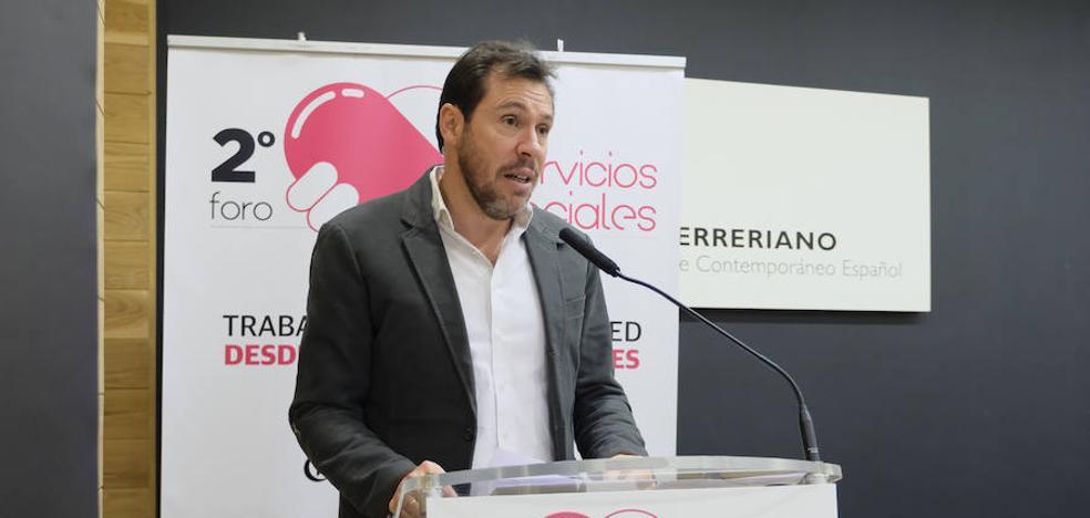 Puente anuncia un incremento de 2,6 millones la partida de Servicios Sociales para 2019