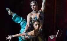 Teloncillo, 'Jane Eyre' y el Ballet de Kiev pisan las tablas vallisoletanas
