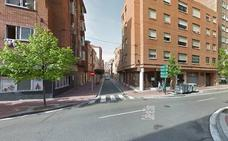 Herida leve una niña de 8 años al ser atropellada en Valladolid