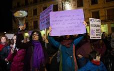 Más de 5.000 personas guardan en Zamora un minuto de silencio por Laura Luelmo y rugen contra la violencia machista