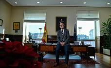 «Los ayuntamientos deberían de reservar plazas a los soldados»