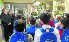 Del colegio San José a Europa