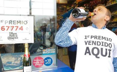 'El Gordo' deja en León dos décimos y el sorteo 'devuelve' un millón de euros