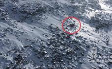Rescatado un montañero madrileño herido en el Risco de los Claveles