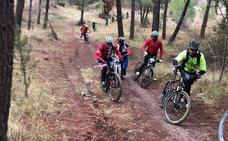 La Bajo Cero Bike reúne en Tudela a 550 amantes de la bici