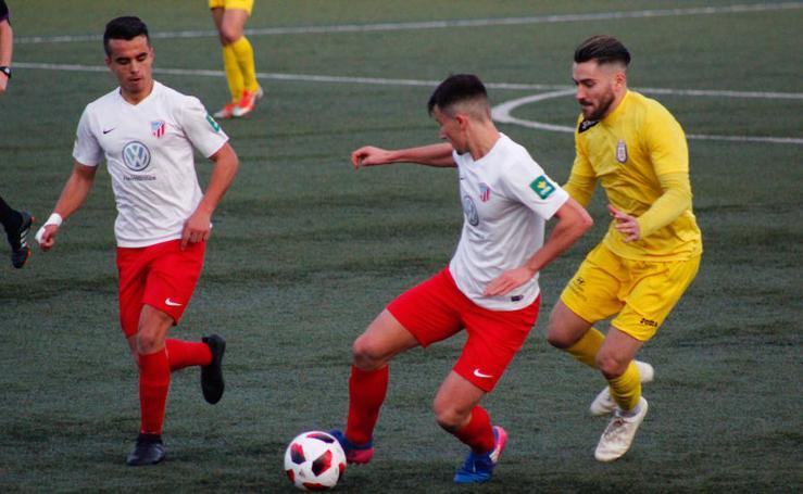 Santa Marta 0 - 1 Real Ávila
