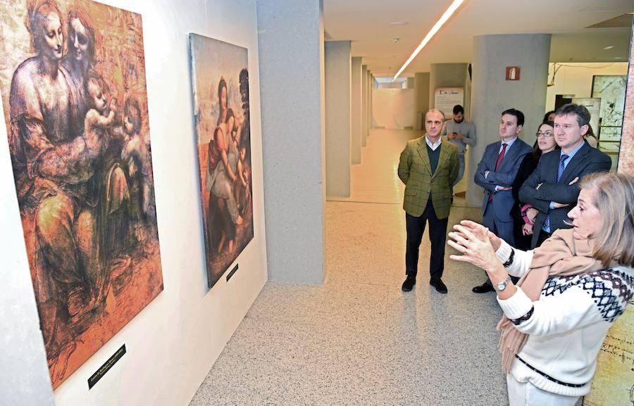 Los inventos de Da Vinci aterrizan en Burgos
