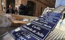La 'resistencia' segoviana a la Ley de Memoria Histórica