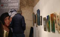 'Artistas por el Sáhara' recauda cerca de 5.000 euros