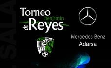 El Torneo Nacional Benjamín de Intersala-Adarsa se celebra el 3 de enero en Salamanca
