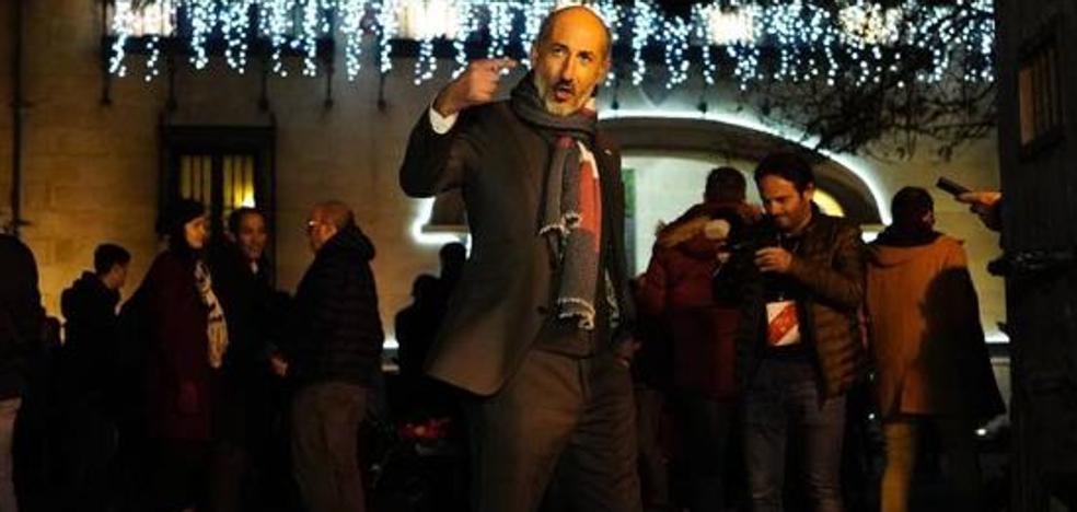 Aitor Elizegi, nuevo presidente del Athletic