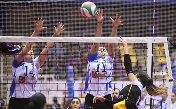Copa de España de voleibol Cadete y Juvenil en Valladolid