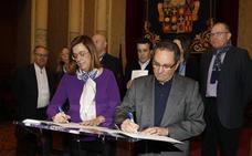 Avanza el museo del patrimonio de la zona oeste de la Tierra de Campos de Palencia