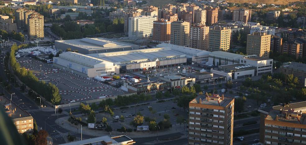 La Feria de Valladolid venderá 16.000 metros para un hotel de doce plantas y 150 habitaciones