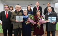 Pedrajas de San Esteban condecora a los matrimonios más longevos de la localidad