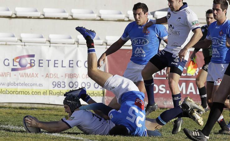 El VRAC Quesos se lleva la Copa Ibérica ante Os Belenenses (34-25)