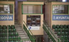 El pabellón Pedro Delgado sustituirá sus marcadores por dos pantallas LED en 2019