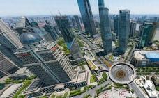 La impresionante panorámica en 360 grados que permite acercarse a todos los detalles de Shangái