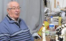 Muere a los 74 años Cayo de Juan, uno de los principales impulsores de la Semana Santa de Palencia