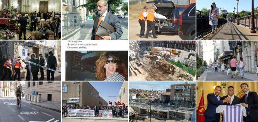 Así fue el 2018 en Valladolid