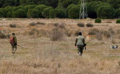 Herido un cazador de 43 años por un disparo en la provincia de Valladolid