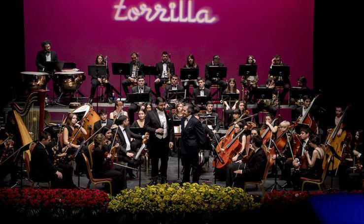 Concierto de Año Nuevo de la Joven Orquesta de Valladolid en el Teatro Zorrilla