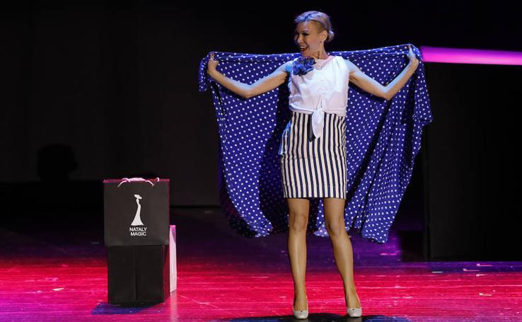 Espectáculo de magia, música y humor en el Teatro Ortega