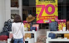 Las ETT calculan que la campaña de rebajas generará casi dos mil contratos en Valladolid