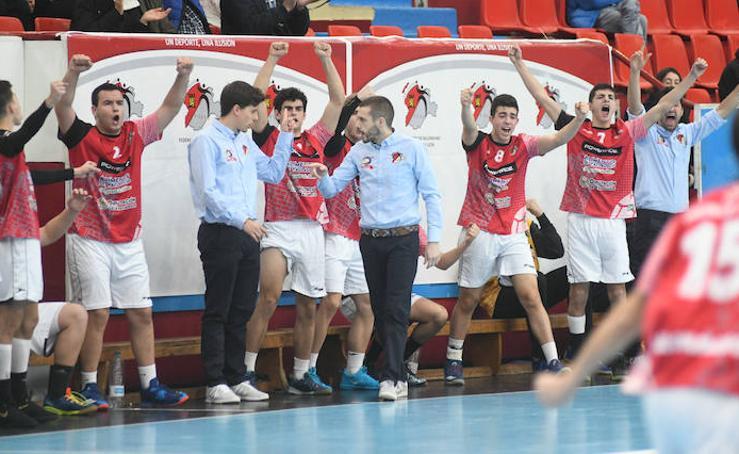 Campeonato de España de balonmano de selecciones Autonómicas (CESA) en Valladolid