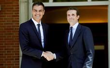 Pedro Sánchez y Casado sufren para encontrar candidatos con tirón de cara al 26 de mayo