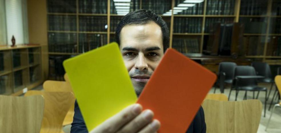 El vallisoletano Arturo Galván, nuevo abogado disciplinario de la UEFA