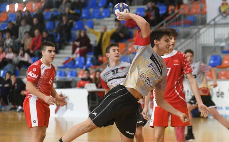 Campeonato nacional de balonmano de selecciones autonómicas en Valladolid