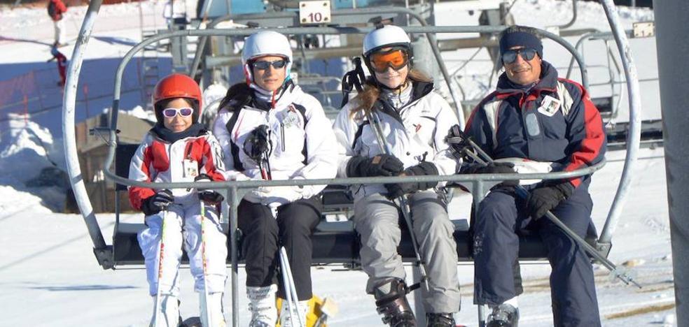 Cuatro estaciones donde perder los esquís