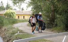 El Camino de Santiago en Palencia atrajo menos peregrinos en 2018