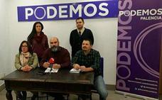 Ricardo López y Rosa María Zorita encabezan la lista de Podemos por Palencia a las Cortes